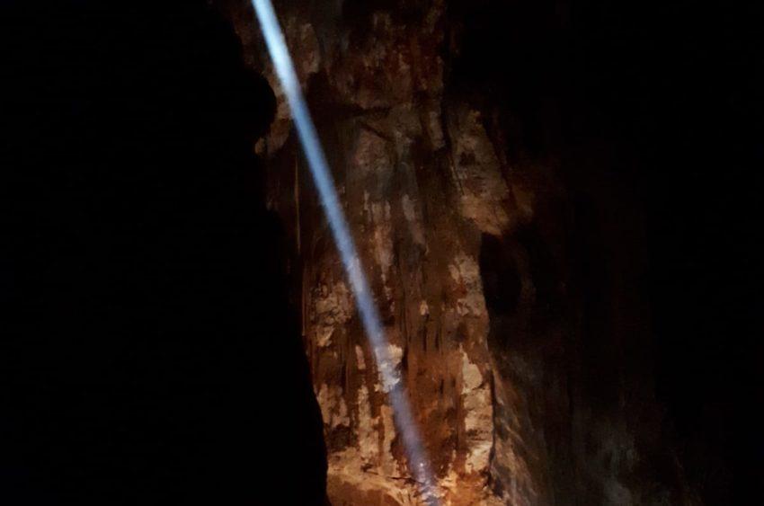 Grotta Voragine Tiscali
